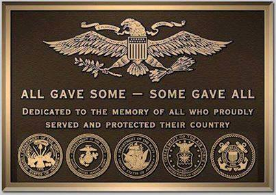 All gave some - Some gave all plaque