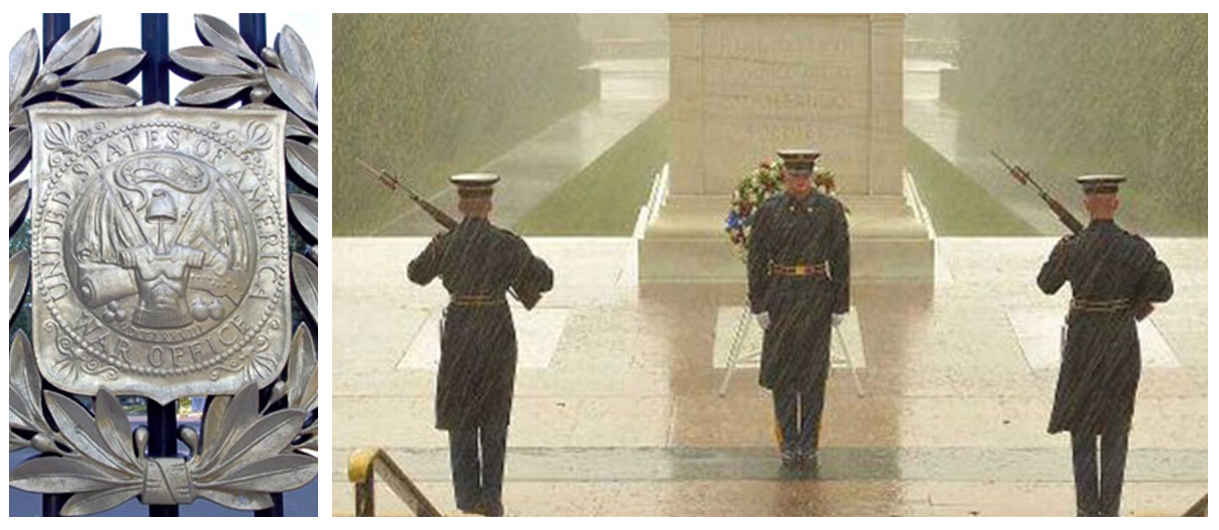 Guards at the Tomb of the Unknown Soldier